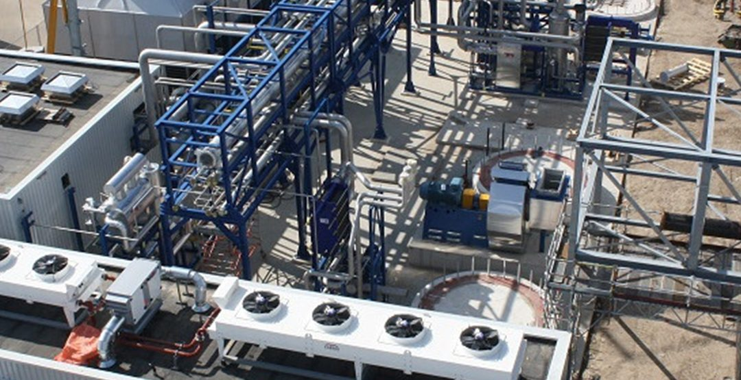 PRESS RELEASE Waste-to-energy company tackles CO2 emissions with large-scale CO2 capture installation